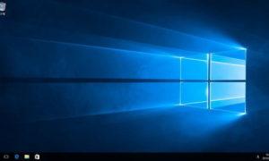Windows10に自動的にアップグレードしてしまった場合の対処法