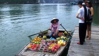 観光も買い物も楽しいベトナム