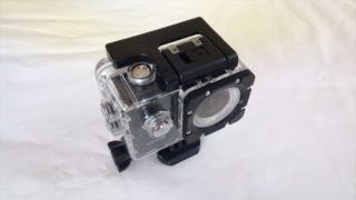 Victure アクションカメラ AC400を使ってみる