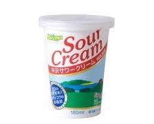 スーパーで探すと見つからないサワークリーム