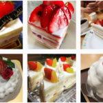 ケーキの定番 #イチゴショート