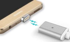 スマホの充電には、マグネット式USBケーブルがすごい