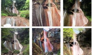草津 嫗仙の滝