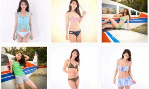 人気ブランドの新作水着が多数 #vacasta