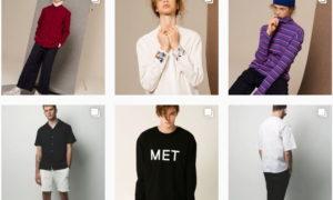 メンズファッションブランド #vacantlabel